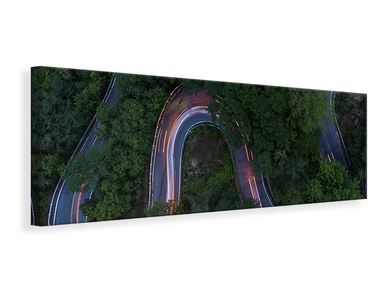 Panoramic Canvas Print Untitled 33