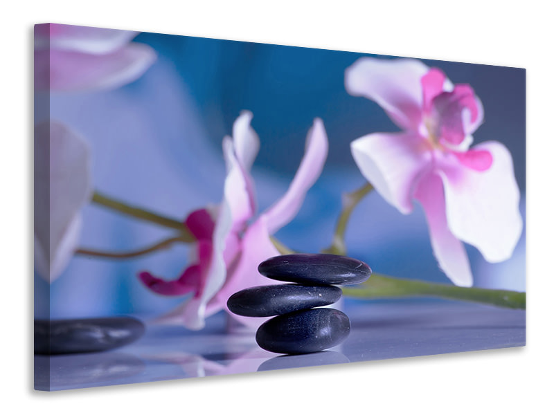 Canvas print Hot Stones