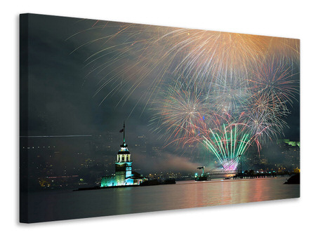 Canvas print Celebration