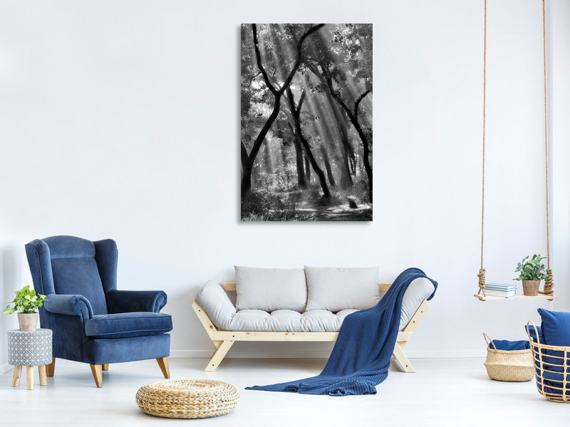 Canvas print Enchanted Forest 2