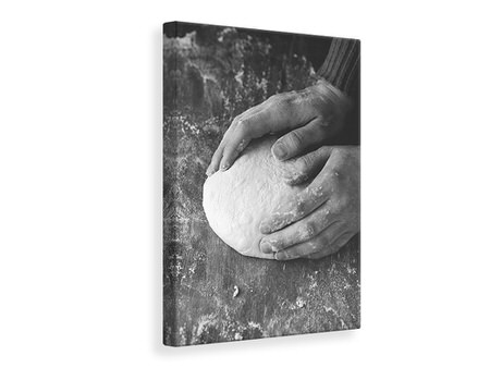 Canvas print Dough