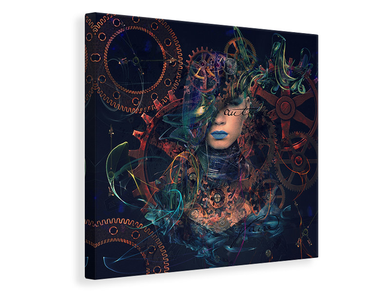 Canvas print Reincarnation