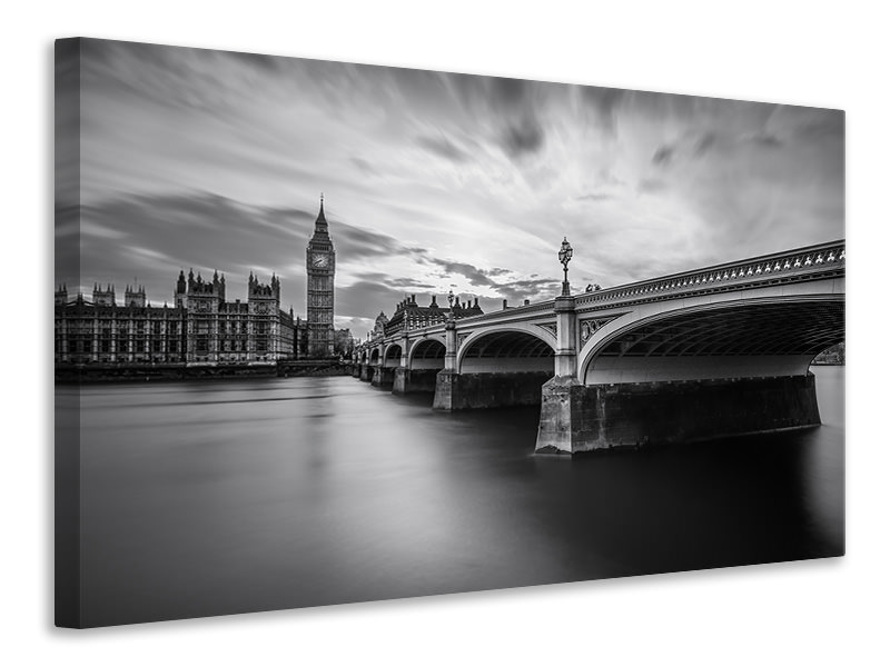 Tableau sur toile Westminster Serenity