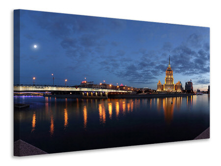 Canvas print Dreams at Night