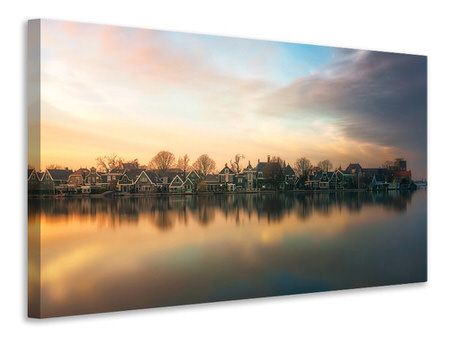 Canvas print Netherlands Somewhere