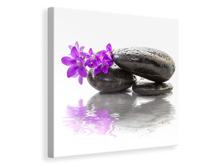 Canvas print Feng Shui Stones