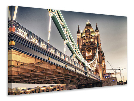 Canvas print XXL Tower Bridge