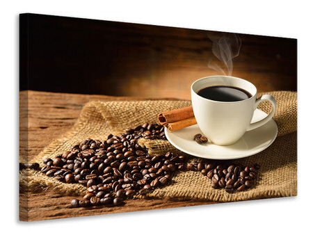 Canvas print Coffee Break