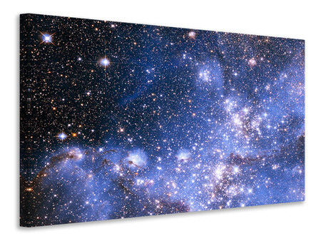 Canvasfoto Starry Sky