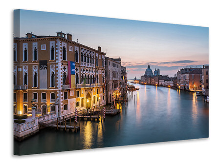 Canvas print Romantic Venice