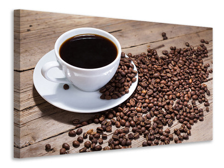 Canvas print Coffee