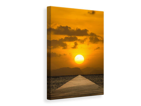 Canvas print Marvelous Location